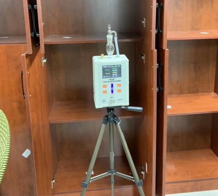 九龙坡区华岩镇联合社区办公楼检测